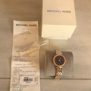 MK mini darci watch